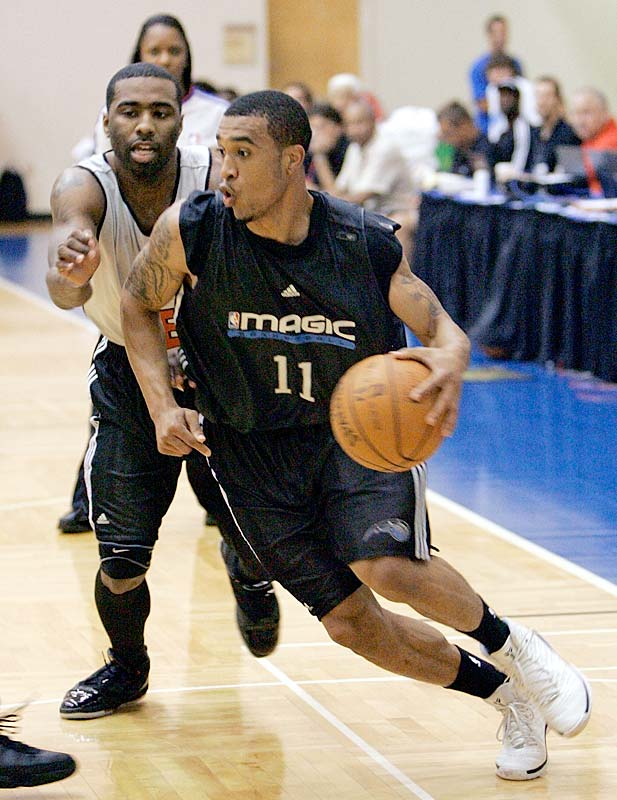 Lee, a four-year starter at Western Kentucky, showed why the Magic believe he can help fill their need at shooting guard sooner rather than later. Lee, the 22nd pick, averaged 20.2 points and made 8-of-17 three-pointers in five games for host Orlando.