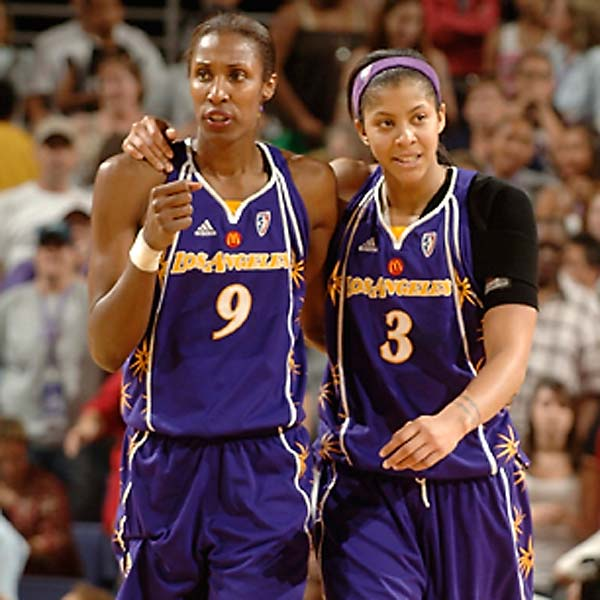 The old face of the WNBA meets the rookie face of the WNBA in what should become the most dominant duo in the WNBA.