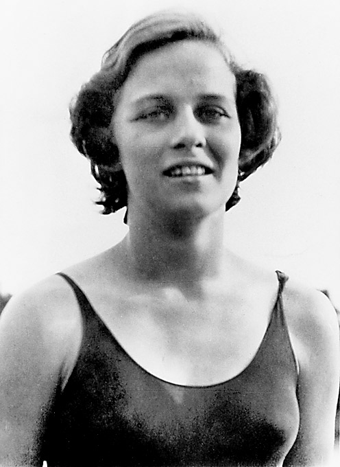 Dixon's career began with her topping the boys at her high school and would finish with her  becoming America's most dominant female swimmer in the 1930s and '40s.  She set the world record in the 50-meter backstroke in 1941, but her career was dampened by an automobile accident and the cancellation of Olympics during World War II.  <br><br>Worthy of consideration: Kathy McMillan, Shea Ralph, Julie Shea and Charlotte Smith-Taylor