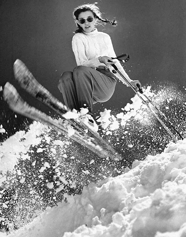 Having grown up in a family of skiers that owned one of the first commercial ski resorts in Vermont, Mead-Lawrence had skiing in her blood. And, at the 1952 Games, it showed when she became the first American alpine skier to win two Olympic gold medals in the slalom and giant slalom.<br><br>	Worthy of consideration: Barbara Ann Cochran and Patty Sheehan