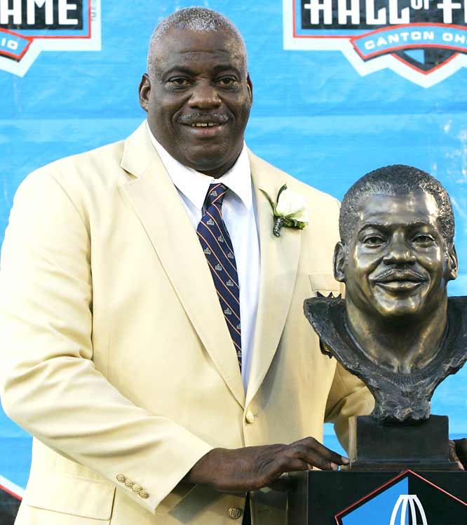 Hall of Famer Fred Dean was twice blessed in his 11-year NFL career: He played for two perennially contending franchises (Chargers, 49ers), he was a two-time All-Pro and he helped the 49ers capture two Super Bowls (1981, 1984).
