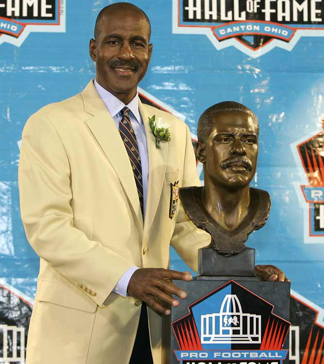 Art Monk retired from the game as the NFL's all-time leading receiver in 1995. The Hall of Famer spent 14 of his 16 seasons with the Redskins, winning three Super Bowls.