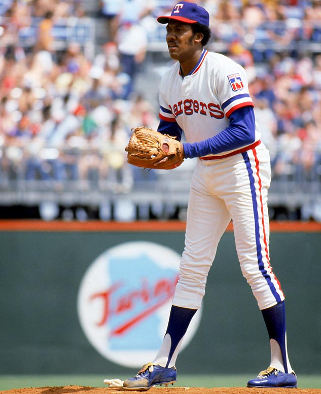 At Toronto's Exhibition Stadium, Rangers pitcher  Ferguson Jenkins is arrested for possession of illegal drugs after customs officials discover an estimated $500 worth of cocaine, marijuana, and hashish in his suitcase.