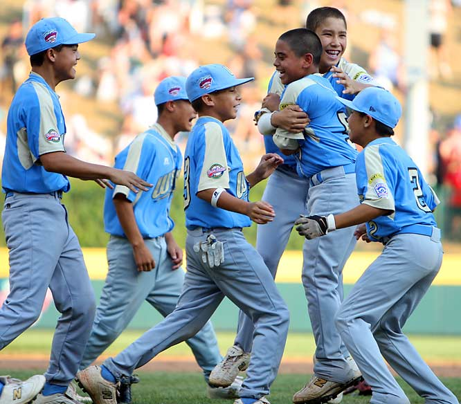 Waipio's title is the second for Hawaii in the last four years. Ewa Beach won the LLWS in 2005.
