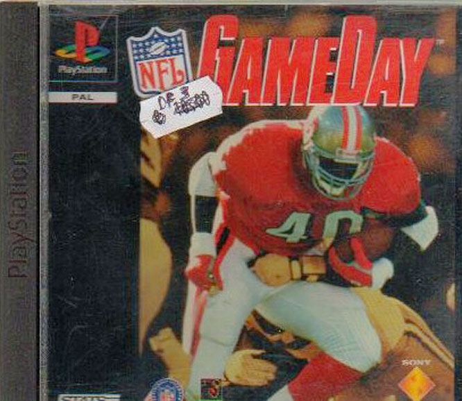 As the flagship football title of the groundbreaking Sony PlayStation console, GameDay took advantage of the eight-button controller to give the user unprecedented control for a football game.