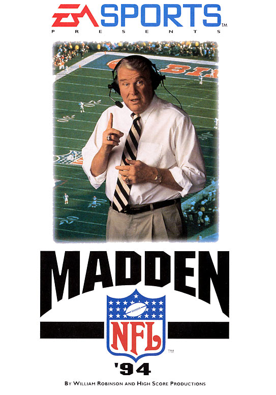 The first Madden game with an NFLPA license generated a huge boost in popularity for the up-and-coming franchise.