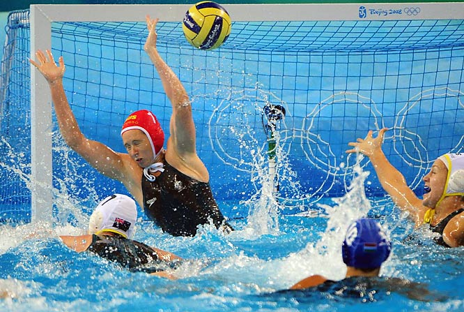 Australia defeated Hungary in the bronze medal match on Thursday.