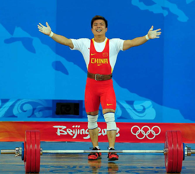 In the 62kg finals, Zhang Xiangxiang of China finished first.