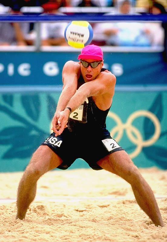 As one of the most prominent names in his sport, Kiraly is the only American player to have earned gold medals in both indoor and beach volleyball. At the 1984 Games in Los Angeles, Kiraly earned his first indoor gold medal before repeating the feat in 1988. As captain of the 1996 U.S. beach volleyball team, Kiraly, again, struck gold.