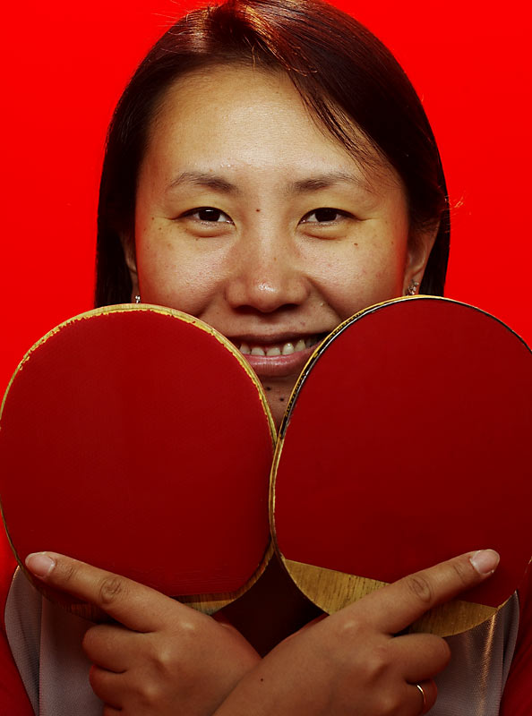 China's Jun Gao.