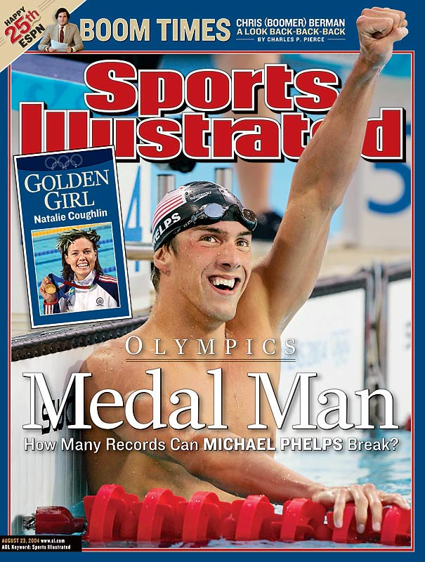 Getting along swimmingly, Michael Phelps' successes continue to ring true with each broken record dating back to Athens.
