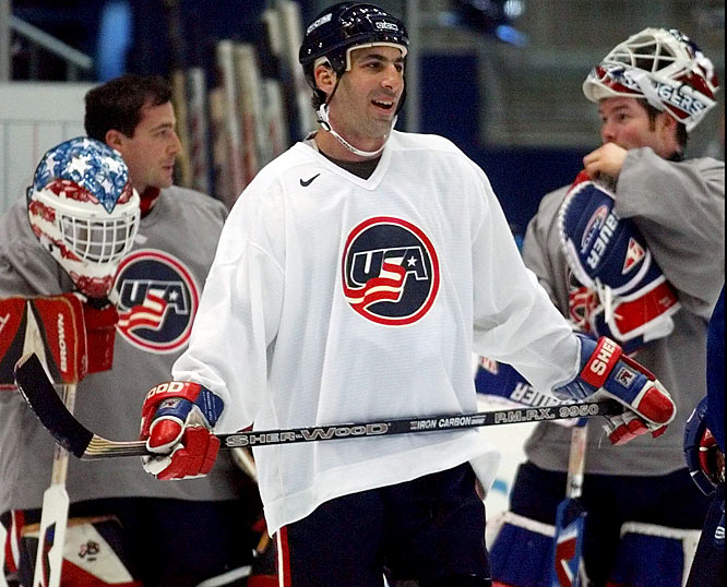 As if failing to medal wasn't embarrassing enough, the U.S. team, featuring such NHL luminaries as Brett Hull, Jeremy Roenick and Chris Chelios, was widely condemned for its Animal House behavior after trashing its dorm in Nagano, Japan, to the sour tune of $3,000 in damages after being eliminated from the Games. Chairs were busted, rooms were doused by fire extinguishers, and a bike was tossed from a fifth-floor window in a rampage worthy of the most rowdy rock stars.