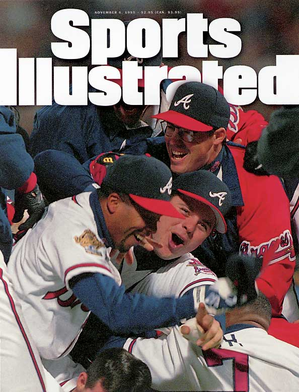 The Braves floundered through most of the 1980s before beginning their stunning streak with a worst-to-first turnaround in 1991, when they won 55 of their final 83 games to make it all the way to the World Series. That was just the start of their 14-year playoff run that included five National League pennants, 14 divisional titles and six NL Cy Young awards by future Hall of Famers Greg Maddux (pictured), Tom Glavine and John Smoltz.