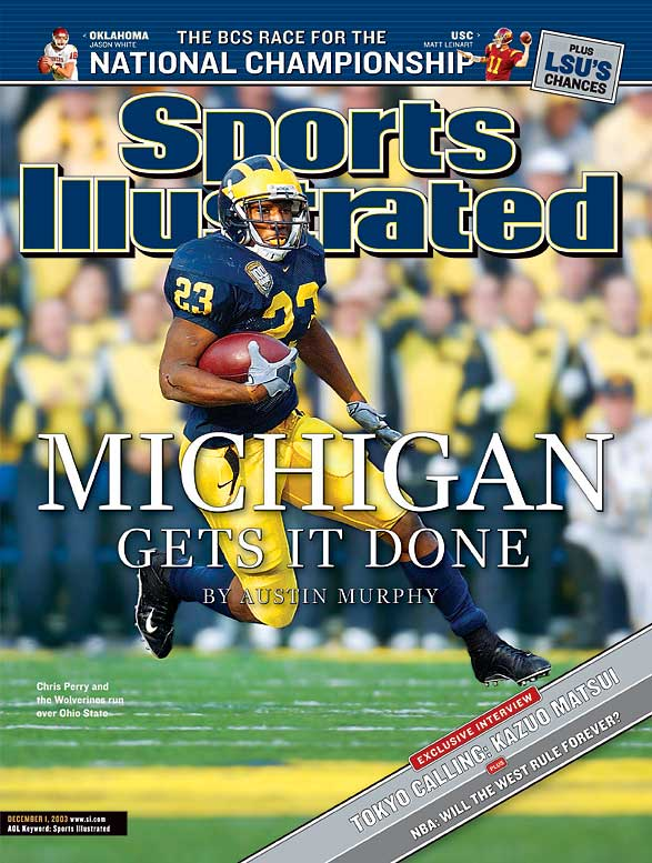 The Wolverines bowl would not doubt be longer if not for Big Ten rules from 1946 to 1974 that prohibited more than one team from going bowling and from the same team going to a bowl in consecutive seasons. As it is, they've won 16 Big Ten championships in the past 33 years, but only one national title, in 1997.