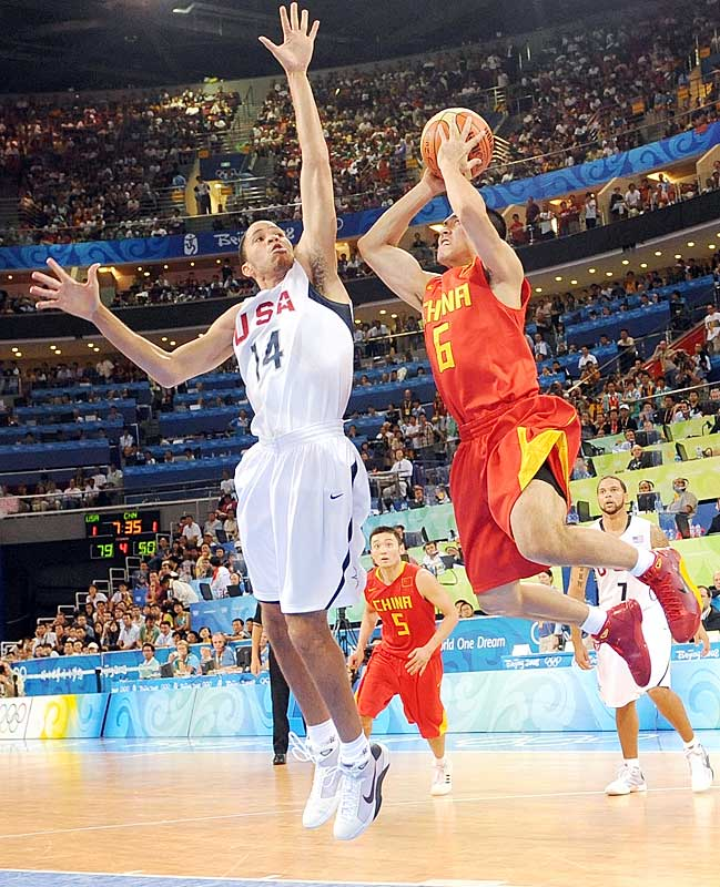 GAME 1 (China): Went scoreless with three rebounds in a team-low seven minutes.<br><br>GAME 2 (Angola): Scored seven points in 14 minutes.<br><br>GAME 3 (Greece): Another odd man out in the shorter rotation.<br><br>GAME 4 (Spain): Scored 10 points while shooting 3-of-4 from beyond the arc.<br><br>GAME 5 (Germany): Hauled in six boards in Olympics-high 21 minutes. <br><br>GAME 6 (Australia): Made 3-of-4 shots and scored nine points.<br><br>GAME 7 (Argentina): Logged 4 minutes.<br><br>GAME 8 (Spain): Scored 6 points on 3-of-3 shooting.