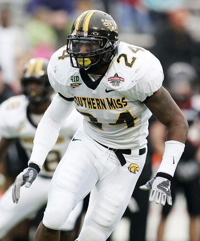 McRath is a smart, technically sound linebacker who's always right in the middle of the action. The 2007 Conference USA Defensive Player of the Year racked up 139 tackles, 12 tackles for loss and 4.5 sacks.