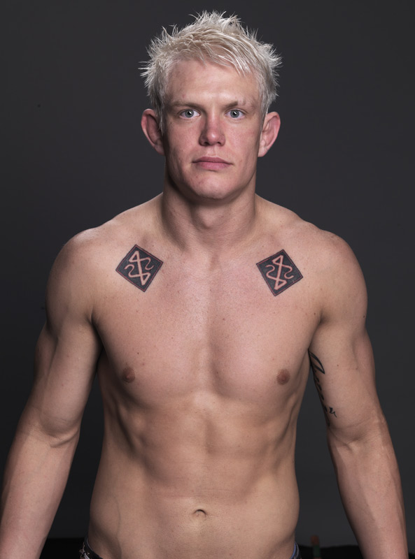 Age: 22<br>MMA Record: 2-0-0<br>Trains With:  Four Seasons Martial Arts<br>Location: Lexington, Ky.