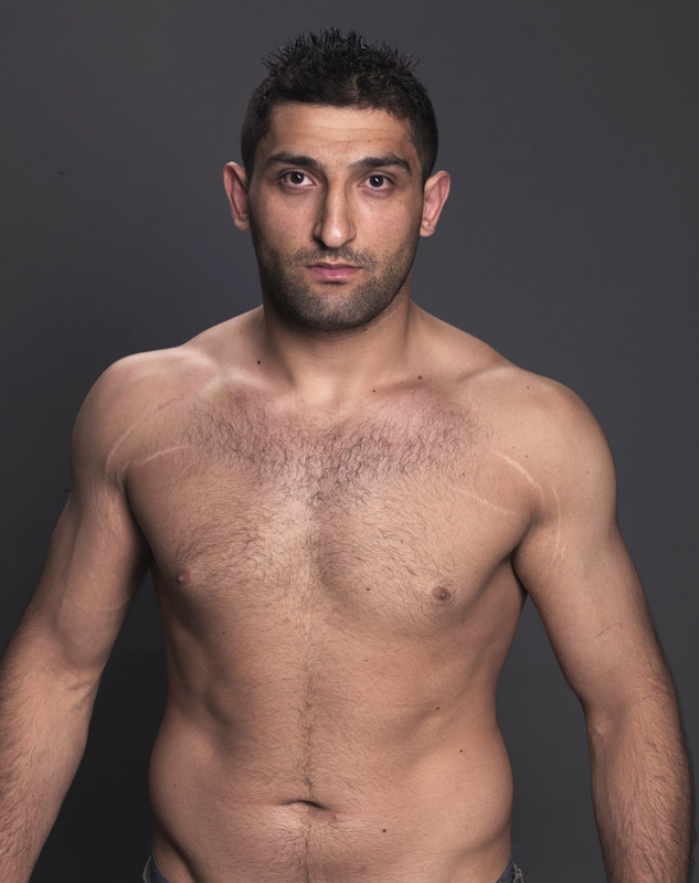 Age: 26<br>MMA Record: 5-0-0<br>Trains With:  RusFighters Sport Club<br>Location:  Russia