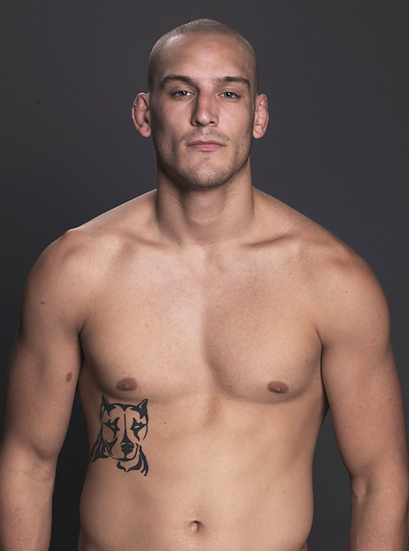 Age: 23<br>MMA Record: 1-0-0<br>Trains With:  Team Gracie Tampa<br>Location: Tampa, Fla.