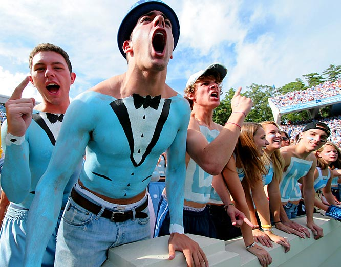 It's nice to see powder-blue tuxedoes are making a comeback.