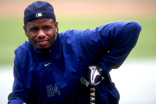 In a 12-7 win over Twins, Mariner Ken Griffey Jr. becomes the fourth-youngest (28 years and 10 months) player to reach 1,000 RBIs. Junior got to 1000 mark younger than anyone except Mel Ott (27 years, three months), Jimmie Foxx (27 years, eight months) and Lou Gehrig (28 years, 9 1/2 months).