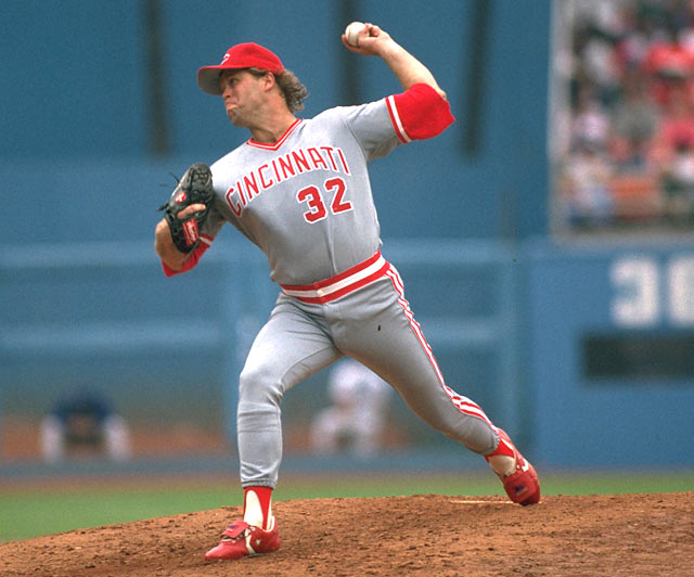In a 1-0 victory over the Dodgers, Reds pitcher Tom Browning pitches the 12th perfect game in major league baseball.