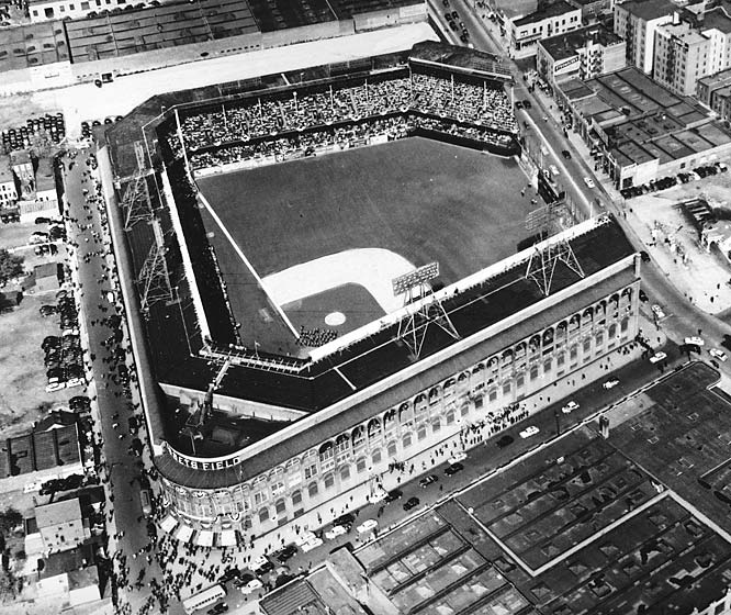 The Brooklyn Dodgers play their last game at Ebbets Field, beating the Pirates, 2-0.