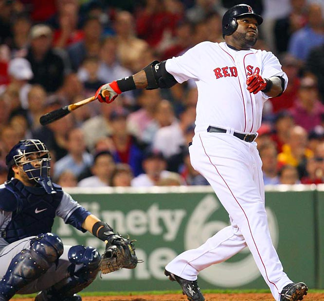 Ortiz has been battling a sore wrist all year, but he's cranked six homers and driven in 22 runs already this month. He has a career .955 OPS in the month of September, which means that Big Papi may just be getting warmed up.