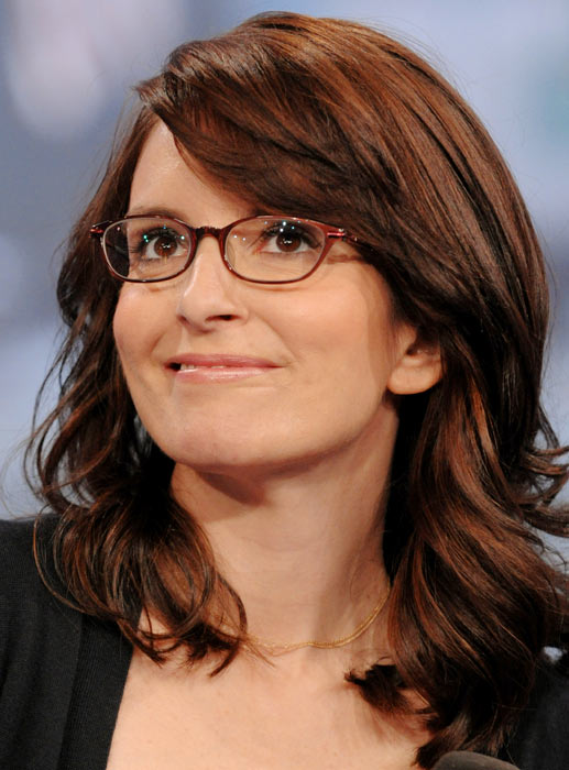 The only thing funnier than listening to Palin basically do an impression of Miss South Carolina while answering questions about the bailout, the Bush Doctrine and foreign policy is watching Tina Fey do her dead-on impersonation of Palin.