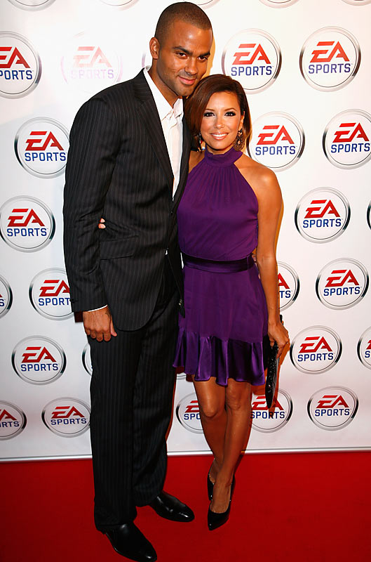 "Parker didn't have to look too far for a venue to hold a launch party for EA Sports' ""NBA Live 09,"" which features the Spurs guard on the cover. He held it at Hollywood hot spot Beso, which is owned by his wife, Eva Longoria. ""I know the owner,"" Parker told me before he kissed Longoria in the appropriately named ""Kiss Lounge"" overlooking the restaurant. ""She's a great cooker and she's always had it in her mind to open up her own restaurant. She's amazing. I'm very lucky."" <br><br> Text by Arash Markazi/SI.com"