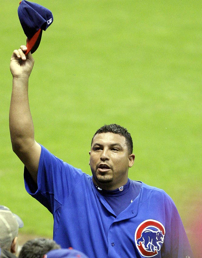 Zambrano's previous best was a two-hitter, done twice, most recently May 7, 2004, against Colorado.