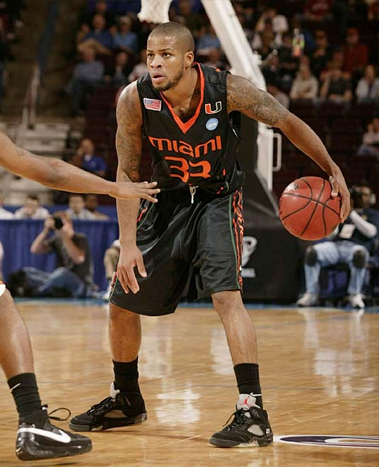 McClinton, a 6-foot-1 gunner who transferred from Siena in 2005, led the 'Canes' resurgence last season by averaging 17.7 points per game and shooting 42.7 percent from long distance. He and James Dews, another quality shooter, make up the best ACC backcourt outside of Chapel Hill.