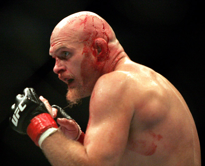 "With wins over Forrest Griffin, Chuck Liddell and, most recently, Brandon Vera, ""The Dean of Mean"" is not only scary looking, but also scary good."