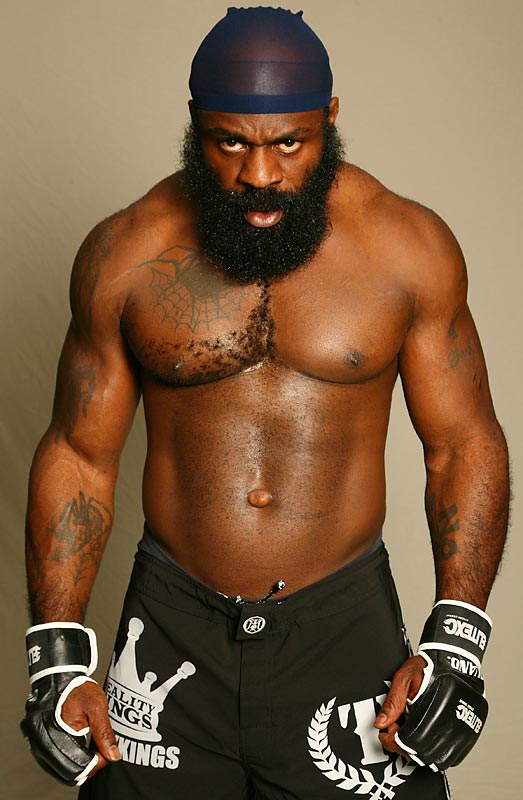 His enigmatic appearance (nicely speaking) seemed to boost Kimbo Slice's short-lived career. While the promotion that made him famous, EliteXC, is now defunct, the once street-brawler is looking to take his game and his beard to Japan.