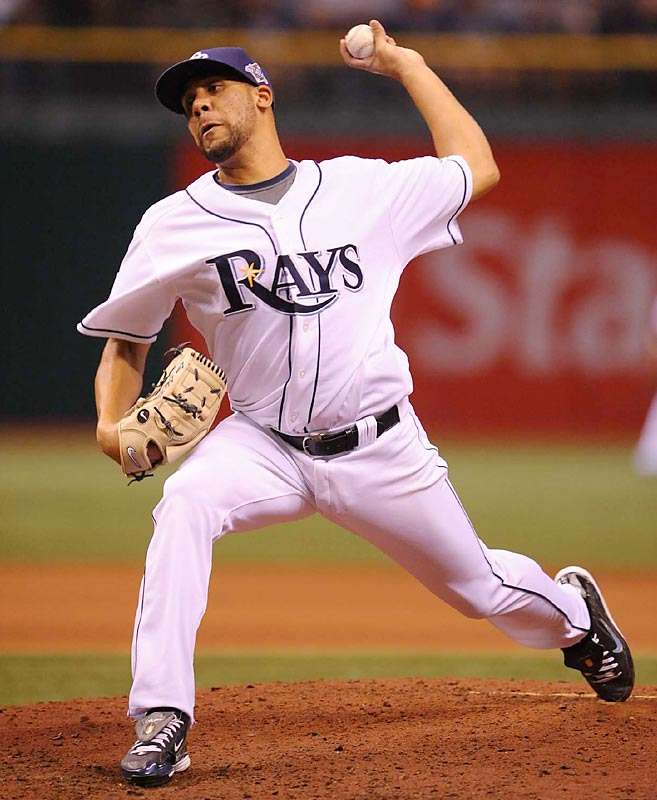 David Price wasn't as electric as he was in Game 7 of the ALCS, but he recorded the final seven outs of the game to pick up the Game 2 save. The rookie out of Vanderbilt gave up two hits, including an eighth inning home run by Eric Bruntlett.