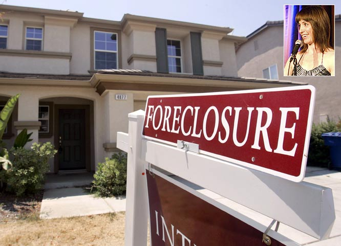 """""""If they can win, maybe all the folks in Florida facing foreclosures will think they, too, have a shot."""""""