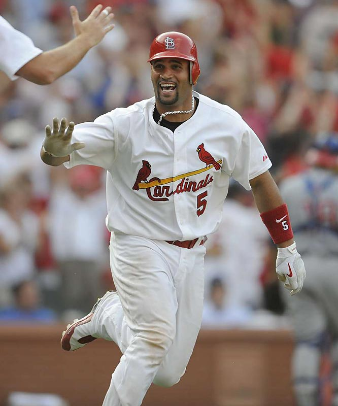 Did CC do enough in half a season to get a Cy? Will Albert Pujols win his second NL MVP? The awards for Rookie of the Year, Cy Young, MVP, Gold Glove and Manager of the Year will be handed out in November. Several players, like Boston's Dustin Pedroia in the AL MVP race, and San Francisco's Tim Lincecum in the NL Cy Young race, are top contenders for the first time.