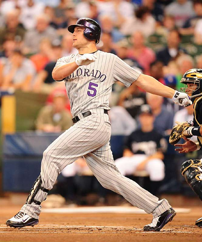 The Rockies are expected to deal the slugger, whose contract will be up after next season. His potent bat would be a major addition to any lineup.