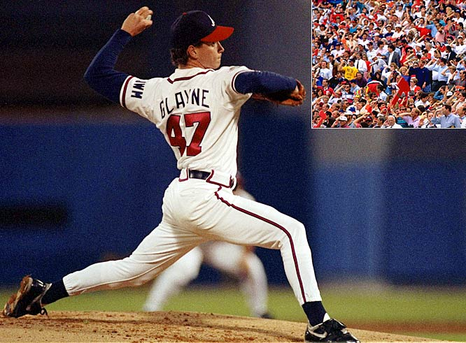 The addition of veteran leadership from Terry Pendleton (the '91 NL MVP), Sid Bream and Rafael Belliard helped carry the Braves from worst-to-first, but it was the core of blossoming young hurlers that propelled the team. Tom Glavine, John Smoltz and Steve Avery formed the cornerstone of a beginning dynasty.