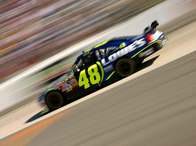 With three races to go in the season, SI.com's Tim Tuttle hands out his grades for the 12 drivers in the Chase for the Championship, beginning with Jimmie Johnson, who has virtually clinched his third straight Sprint Cup title. He has been brilliant in running up an 183-point advantage, using a dynamic combination of speed and smarts for two wins, two seconds, fifth, sixth and ninth in seven Chase races.