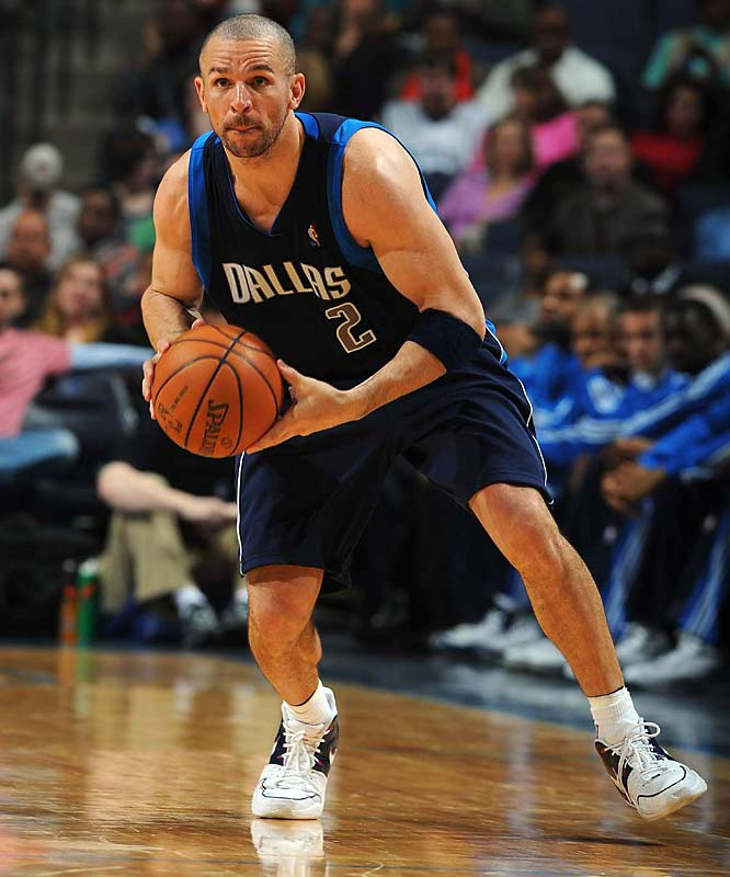 The Mavs didn't acquire Kidd -- giving up on-the-rise Devin Harris in the process -- to lose in the first round of the playoffs, which they did after the 35-year-old's late-February arrival last season. For the trade to pay dividends, Kidd needs to lead Dallas on a deep postseason run, one the Mavs feel is more possible with new coach Rick Carlisle's emphasis on opening up the offense and letting his veteran point guard create in transition.
