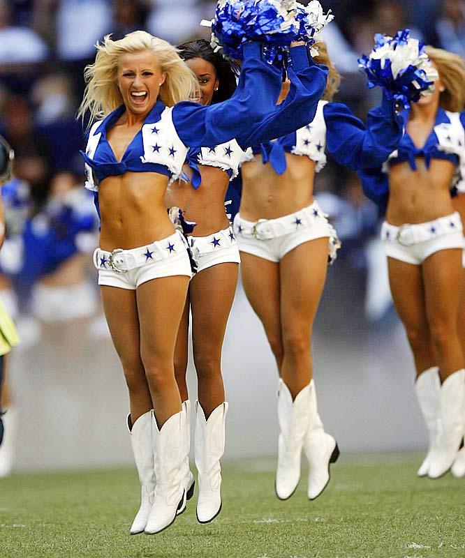 3ca334ab9 Dallas Cowboys Cheerleaders