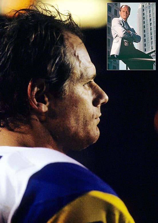 The only man in NFL history to record two safeties in one game, Fred Dryer went on to broader success in life after football. As the title character in NBC's  Hunter , Dryer played an LAPD homicide detective for seven seasons. He has also produced and directed.