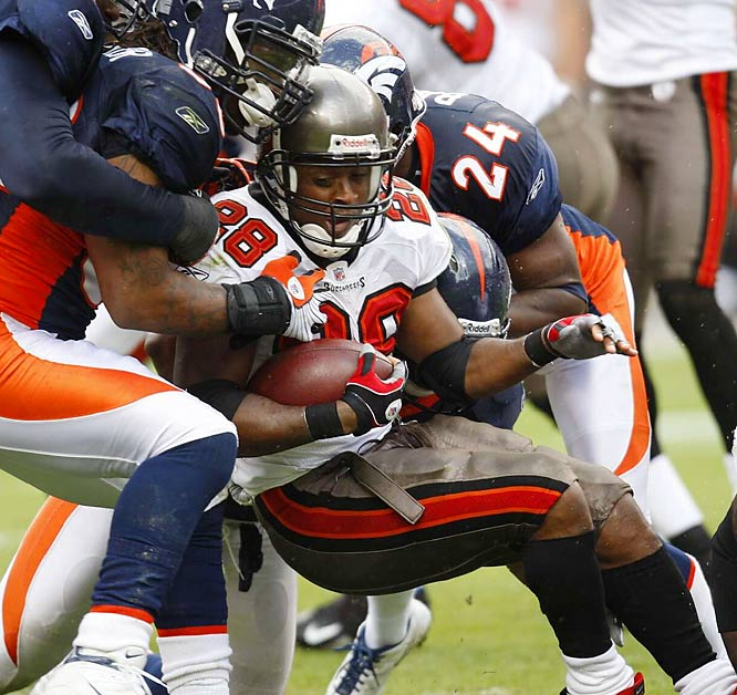 Dunn is one of only 23 running backs in history to rush for over 10,000 yards in his career. He has 28 100-yard rushing games in his career.