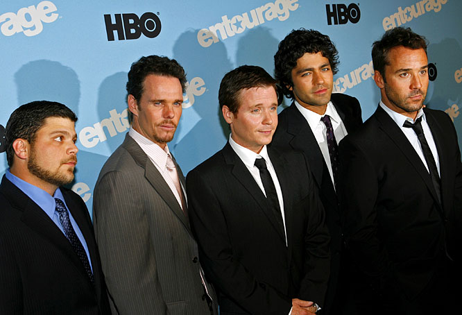 "As much as it pains me to say this, given that I've watched every episode of Entourage from the first day that it aired over four years ago, but the show has officially ""jumped the shark."" This season was already waning, but last week's episode was easily the worst ever and maybe the worst thing I've seen on HBO in a while."