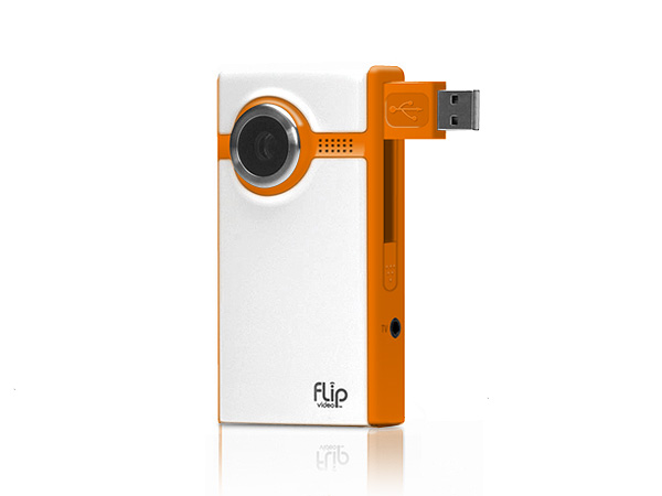 Forget about taking simple snap shots to capture the best moments from your next golf trip. The Flip Ultra video camera fits in your pocket, takes up to one hour of video and has a built-in USB plug that allows you to download your videos directly into your computer. It comes with software that makes e-mailing videos a snap, and you can even edit and combine your footage to create movies.