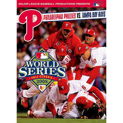 "The cover of the Phillies' World Series DVD, narrated by Terrence Howard, says it's been ""28 years in the making"" and the final product is worth it. Besides the unprecedented visual presentation, the DVD comes with exclusive sound via wireless microphones and interviews with players and coaches and team personnel."