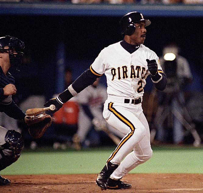 Pittsburgh's Barry Bonds wins his first of seven National League MVP awards. For the season, Bonds hit .301 with 33 home runs, 114 RBIs and 52 stolen bases.