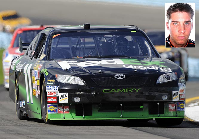 Hamlin led a respectable 766 laps in 2008, but only 120 of them came after June 1 -- about the time other teams began to show improvements following the open test at Charlotte in early May. To contend for a title, Hamlin and crew chief Mike Ford have to improve at making adjustments during the season.