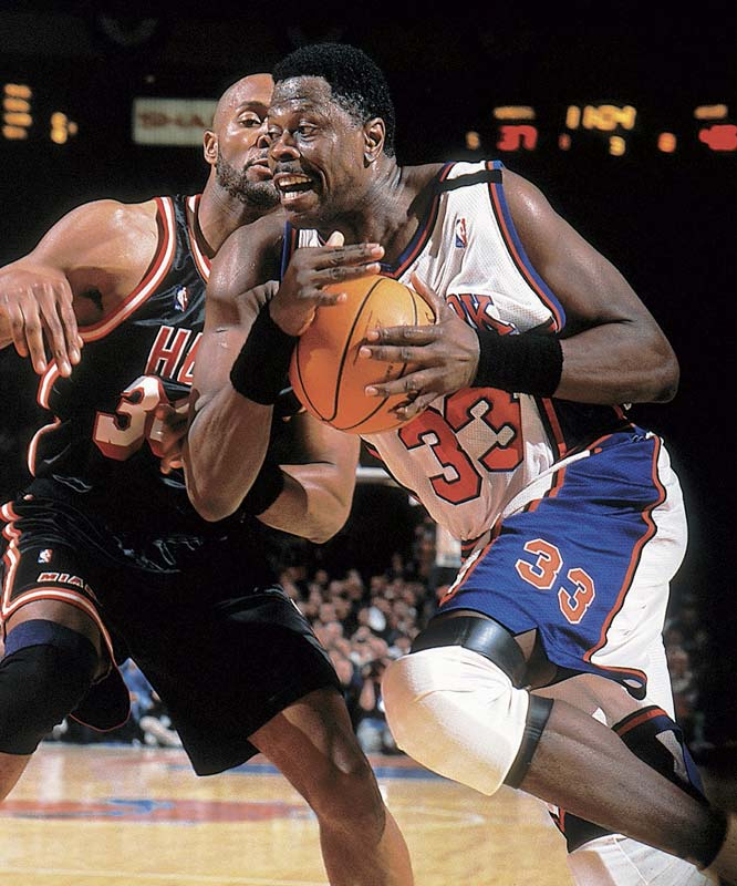 In a series marked by brawls, long series and late-game heroics, the Heat and Knicks played each other in four straight playoff series from 1997 to 2000, with each series going to the wire.